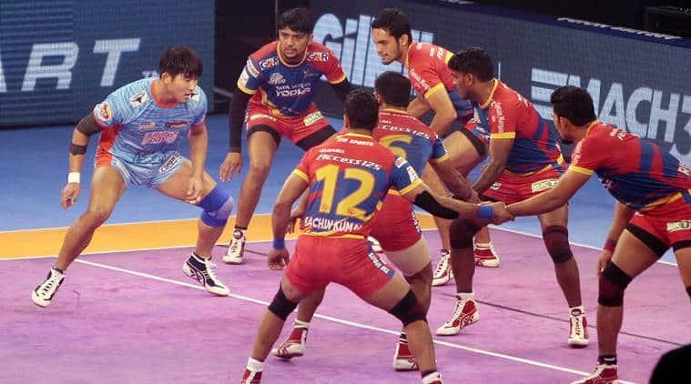 Pro Kabaddi 2018 Live Score, UP Yoddha vs Bengaluru Bulls Live Streaming: UP 7-16 Bengaluru