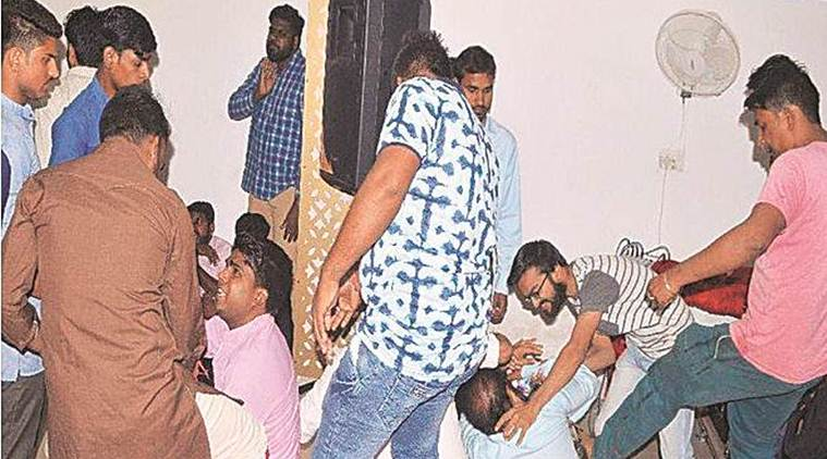 UP Police probe 7 Agra pastors who were assaulted, not their