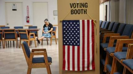 US midterm polls: Florida to recount ballots by hand in tight Senaterace