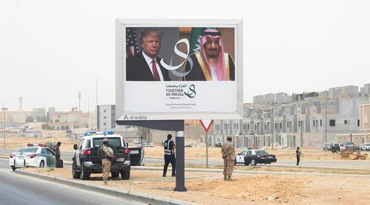 In pardoning Saudi Arabia, Trump gives guidance to other autocrats