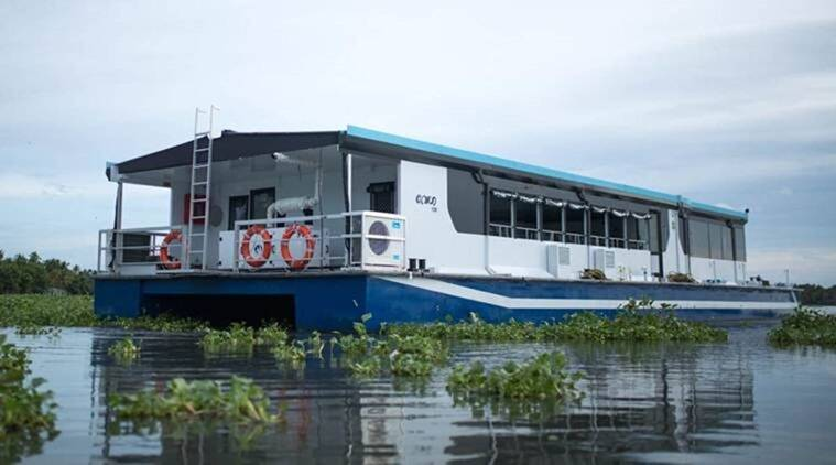 Kerala launches its fastest, part-AC inland ferry on Ernakulam-Vaikkom route