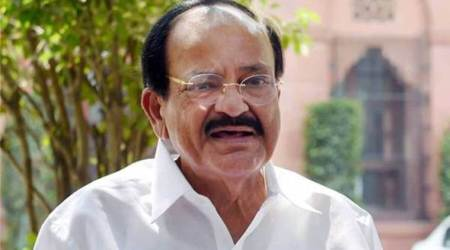 Congress was a unit of people with different ideologies, says Naidu