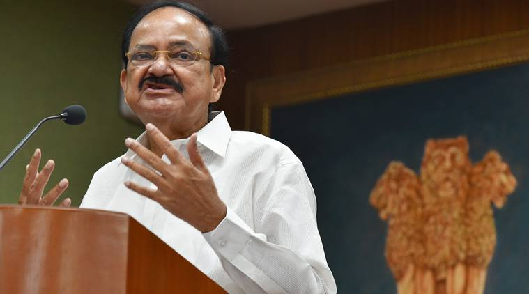 M Venkaiah Naidu, Winter Session, Rajya Sabha Chairman, all-party meet, Indian express