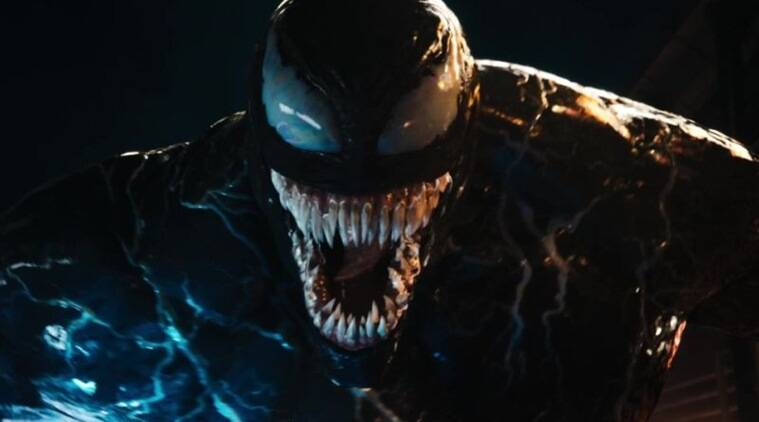venom global box office