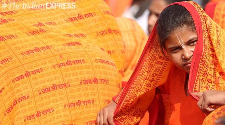 Ayodhya ram temple, VHP Ayodhya meeting, ram mandir, ram temple, shiv sena, shiv sena rally, shiv sena ayodhya, shiv sena ayodhya rally, uddhav thackeray, uddhav thackeray ayodhya, uddhav thackeray ayodhya visit, uddhav thackeray ayodhya rally, vhp ayodhya, vhp, vhp ayodhya news, vhp ayodhya rally, ayodhya news