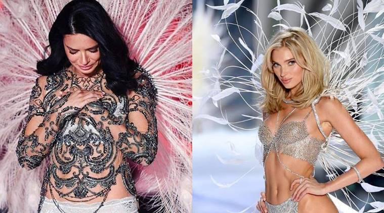 a815a3dc5b Victoria s Secret Fashion Show 2018  Adriana Lima gets misty-eyed ...
