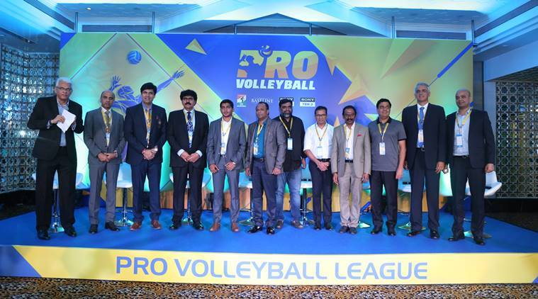 Launch of Pro Volleyball League