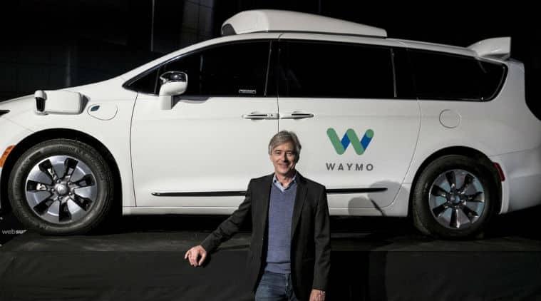 Waymo launch, self-driving cars, Alphabet Waymo, autonomous vehicles, Uber, Chrysler Pacifica Waymo, Waymo Early Rider Program, Lyft, Tesla self-driving cars, autonomous car services