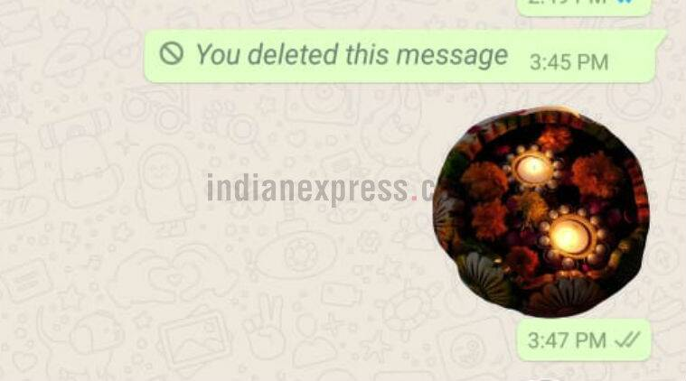 WhatsApp stickers: Now create and send your own custom