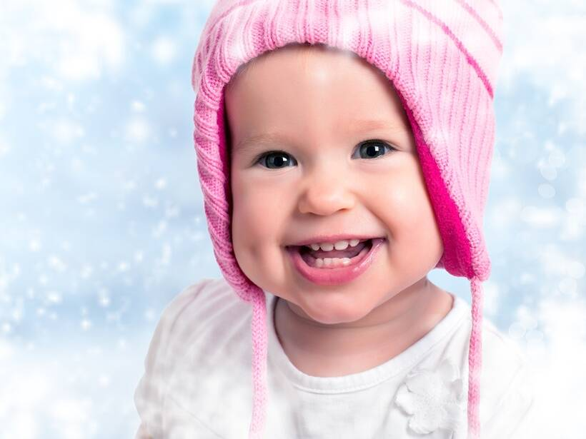 Winter Care Tips for Babies