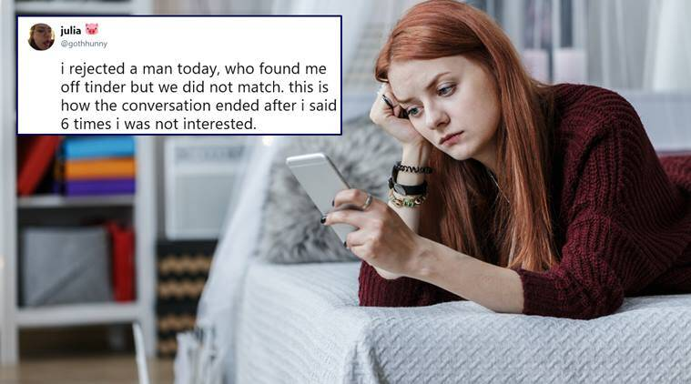 how do you say not interested to someone in online dating