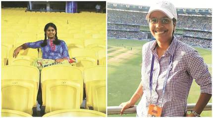 Women umpires break glass ceiling, one match at a time