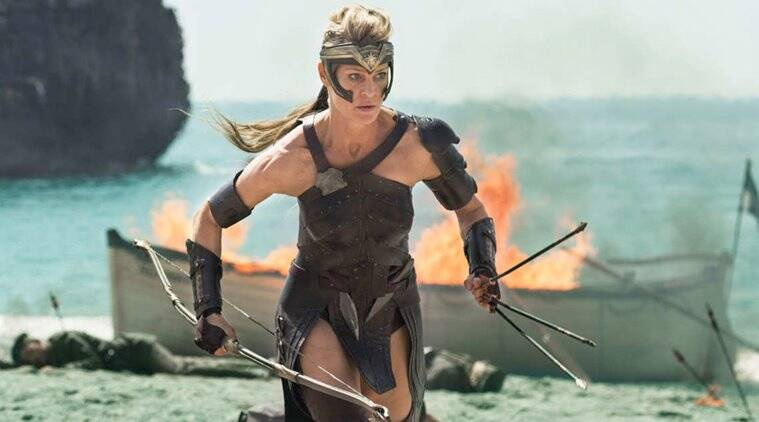 wonder woman actor robin wright antiope