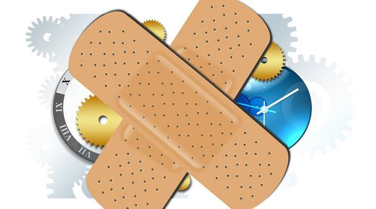 Self-powered e-bandage speeds wound healing