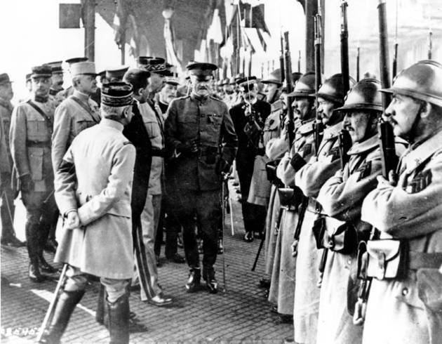 From first shot to silence of peace: Here are some iconic images from World War I