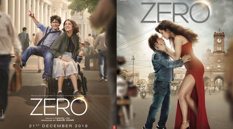 'Zero' Trailer Review: A Grand Romance, Drama and Much Charm