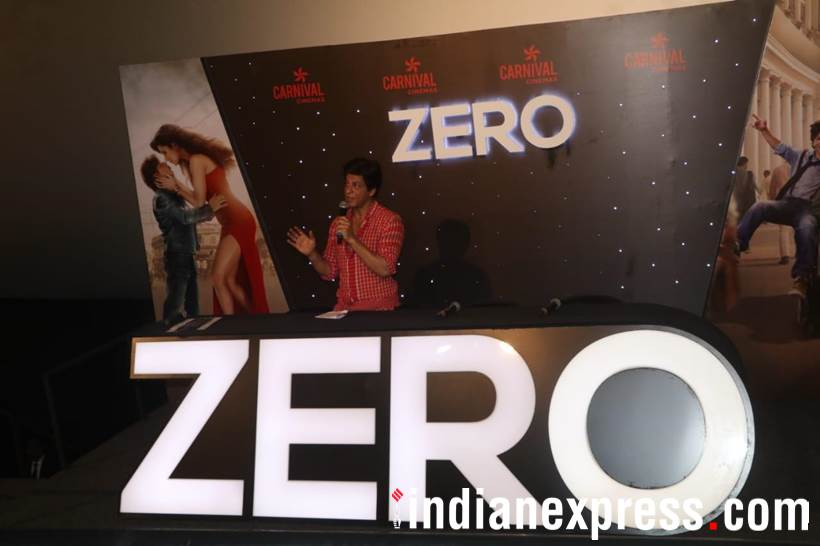 zero launch srk
