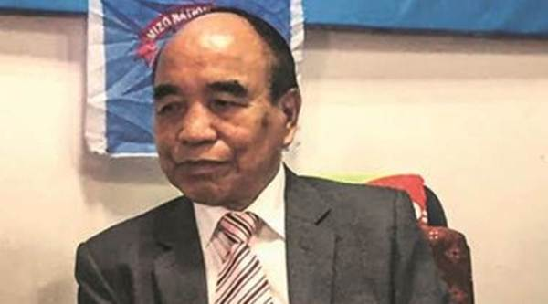 'Modi is a good PM for India. But in Mizoram, BJP has no place', says MNF President Zoramthanga