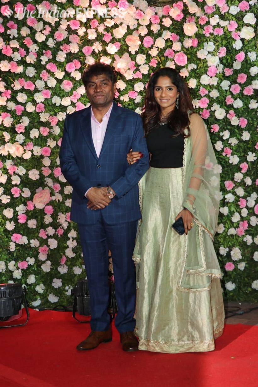 johnny lever with jamie lever