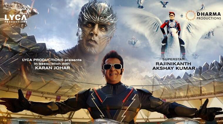 Lyca Productions: '2.0' grosses 500 cr at the box office!