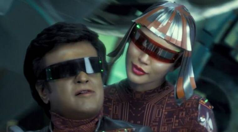 2.0 box office collection Day 13 rajinikanth