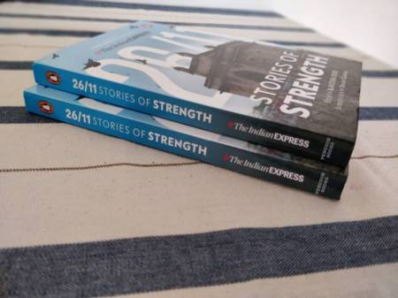 26/11 Stories of Strength: Panel discussion on Express' latest book today