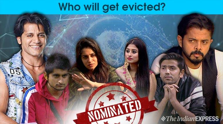 bigg boss 12 elimination poll