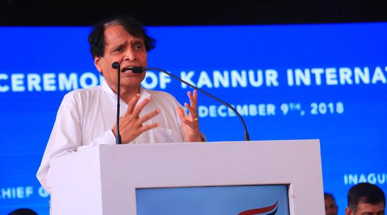 New industrial policy linking global supply chain on the anvil: Suresh Prabhu