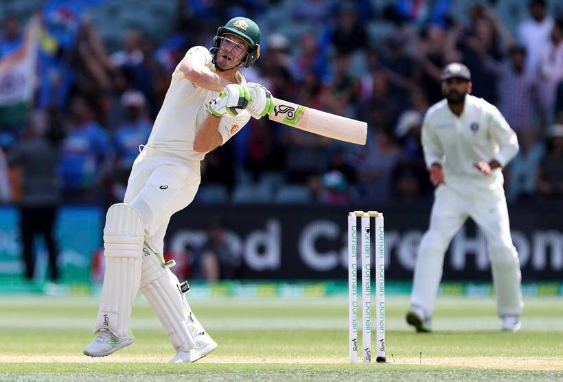 india vs australia, ind vs aus, india australia photos, ind vs aus pics, india vs australia images, rishabh pant, cheteshwar pujara, cricket photos, adelaide test pics, indian express