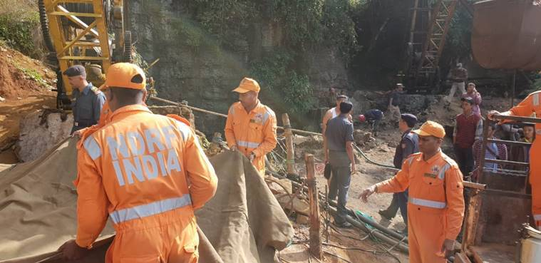 Meghalaya: Day after coal mine collapse, 13 workers yet to be traced