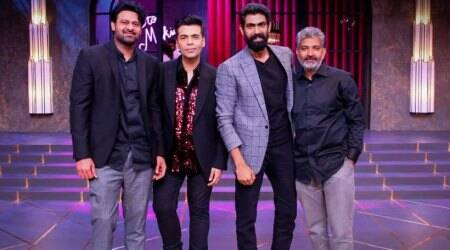 baahubali team on koffee with karan