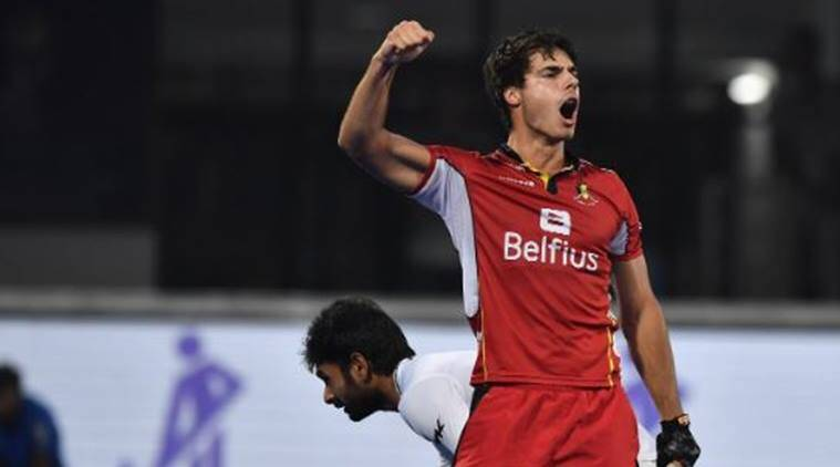 Hockey World Cup 2018: Dragflicker Alexander Hendrickx, A Rising Name In Belgium's Corner