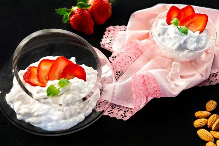 New Year dessert, New Year 2018
