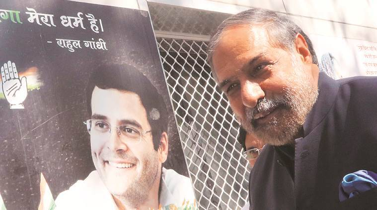 congress acussed PM Modi, Modi running away from JPC, Congress leader Anand Sharma, former union minister, Indian Express