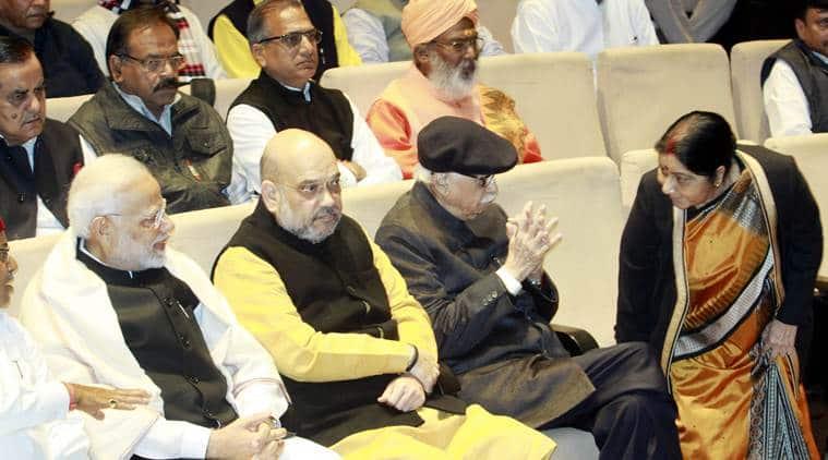 Stung BJP gears up for Lok Sabha polls, lines up meetings