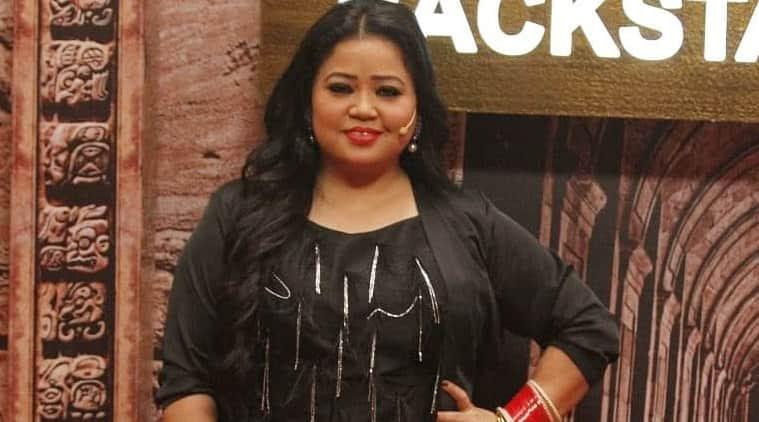 bharti singh on the kapil sharma show