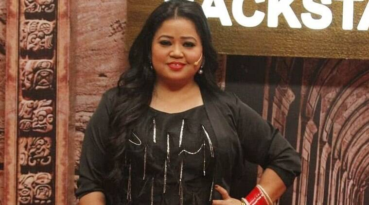 bharti singh on the kapil sharma show