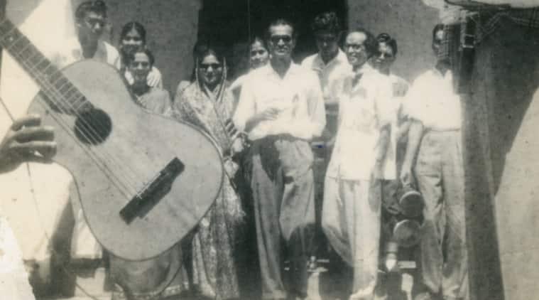 Hemango Biswas, Bhupen Hazarika, Rongili Biswas