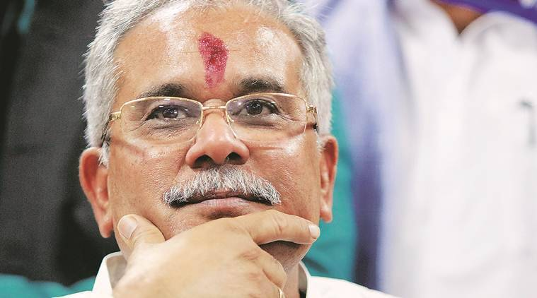 Chhattisgarh: In Letter To Cm Bhupesh Baghel, Minister Alleges Fake Encounter