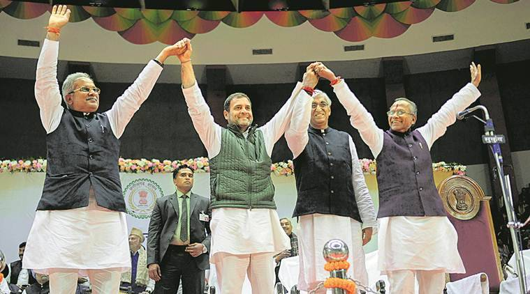 Raipur drama: An almost CM, a CM for five hours, and a CM who nearly quit