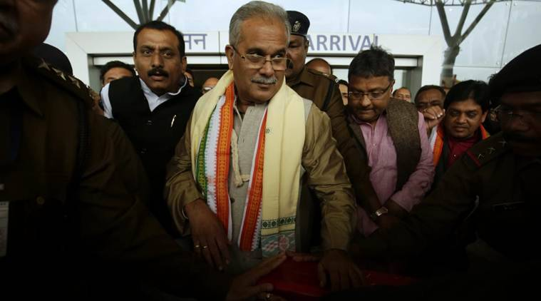 Congress names Bhupesh Baghel as new CM of Chhattisgarh, will take oath on Monday