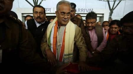 Congress names Bhupesh Baghel as new CM of Chhattisgarh, will take oath on Monday