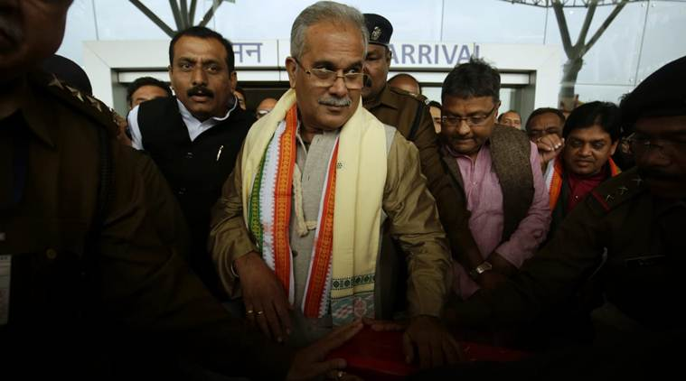 Chhattisgarh, Chhattisgarh elections, Chhattisgarh congress, Rajnandgaon, Raman Singh, elections, general elections, election news, decision 2019, Bhupesh Baghel, lok sabha elections 2019, indian express