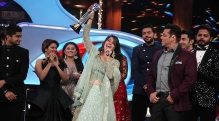 Bigg Boss season 12 finale photos Dipika Kakkar