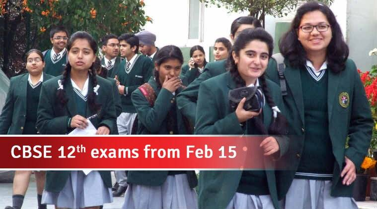CBSE 12th datesheet 2019: Download exam timetable from here