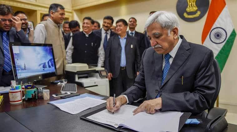 Don't make EC part of political brinkmanship, says CEC Sunil Arora