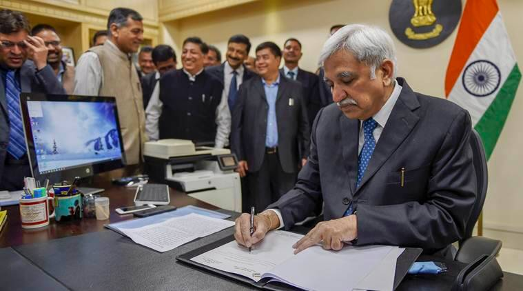 Don't make EC part of political brinkmanship, says CEC Sunil Arora