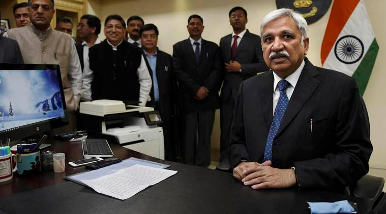 Cec Sunil Arora: 'evm Can't Be Vilified In Case Of Result X And Deemed Okay In Case Of Result Y'