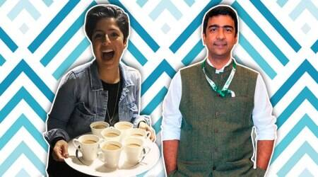 internaional tea day, tea day, ingernational tea day december 15, uppma virdi, madhur malhotra, nitin saluja, raghav verma, chaayos, chai 34, chai walli, oh cha, chai, tea lovers, indian express, indian express news