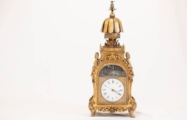 They look like the Emperors' clocks. But are they real?